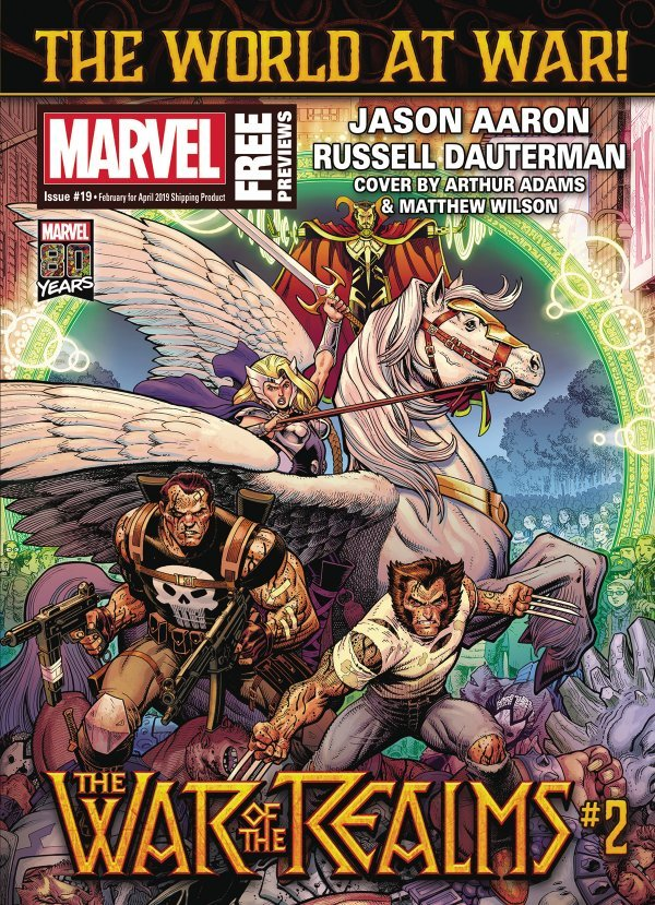 Marvel Previews #19