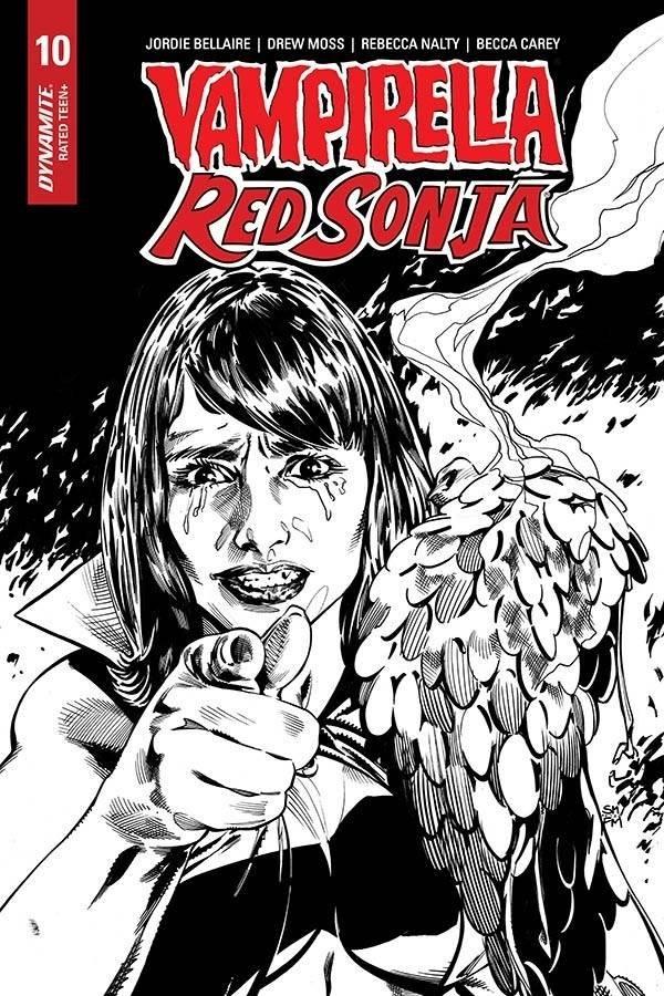 Vampirella / Red Sonja #10