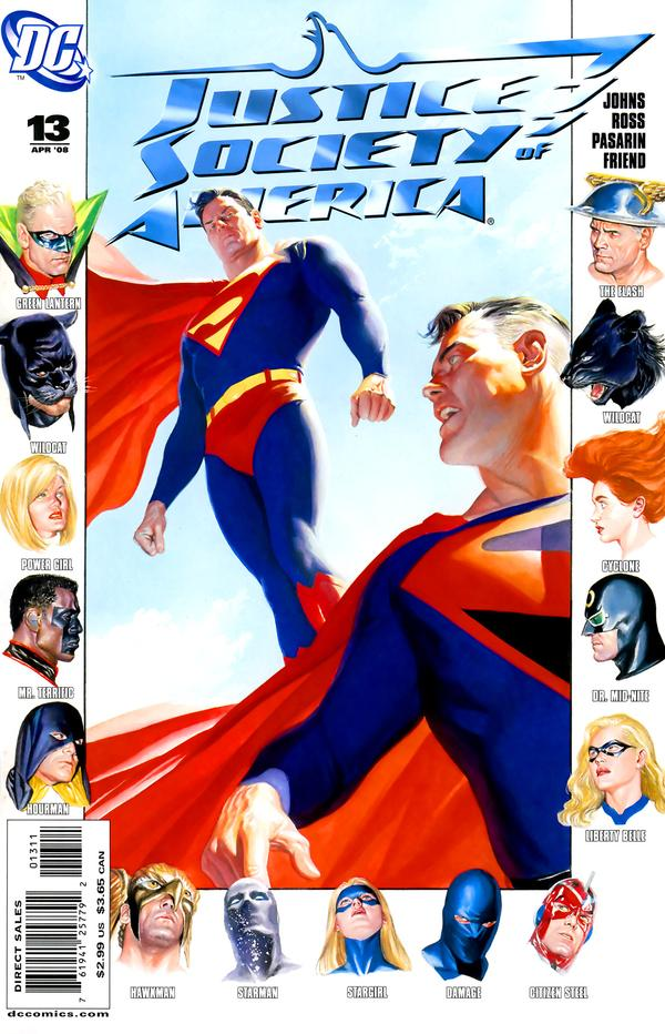 Justice Society of America #13