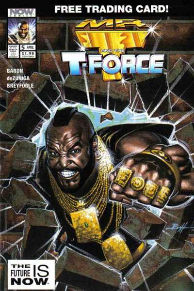 Mr. T and the T-Force #5