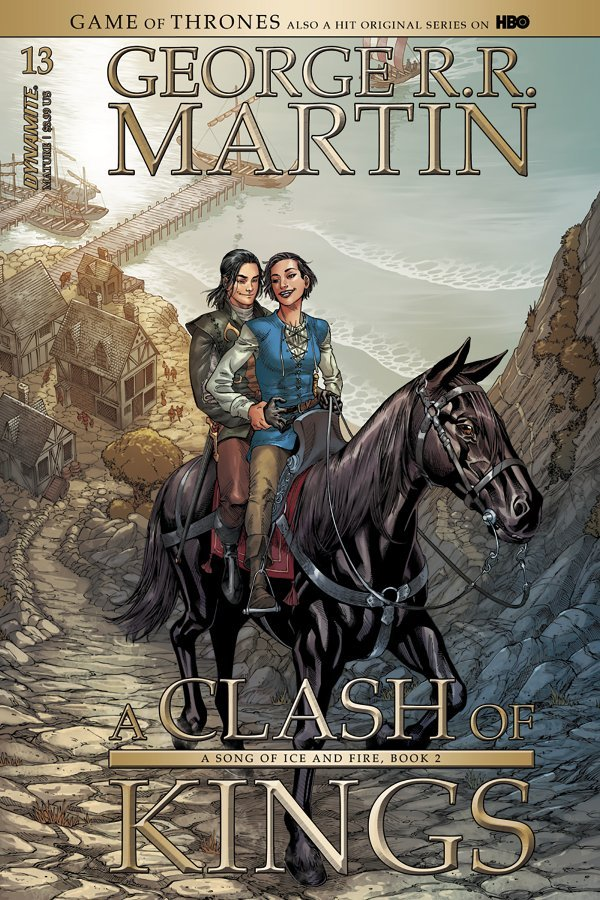 A Game of Thrones: Clash of Kings #13