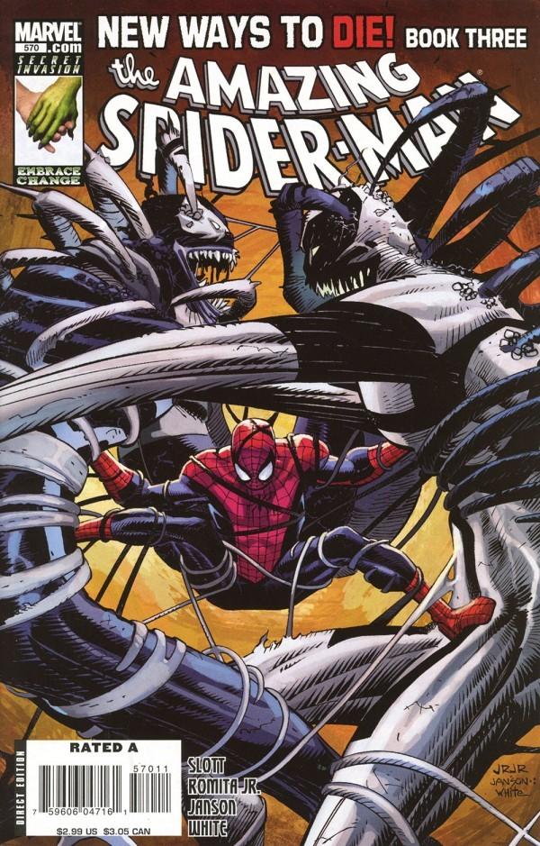 The Amazing Spider-Man #570