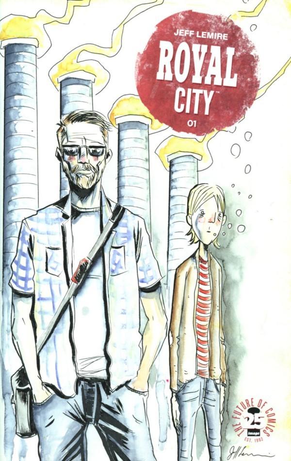 Royal City #1