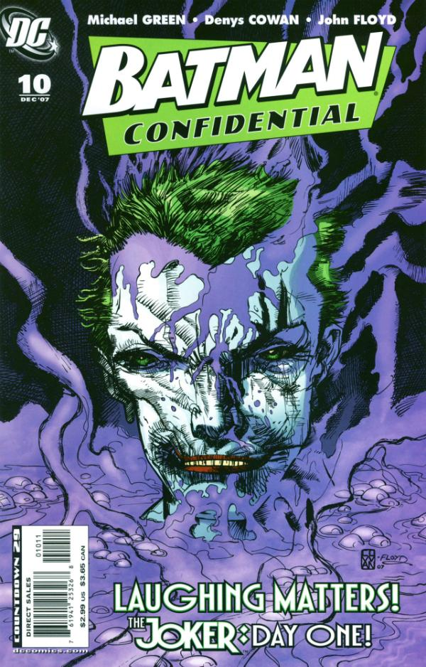 Batman Confidential #10