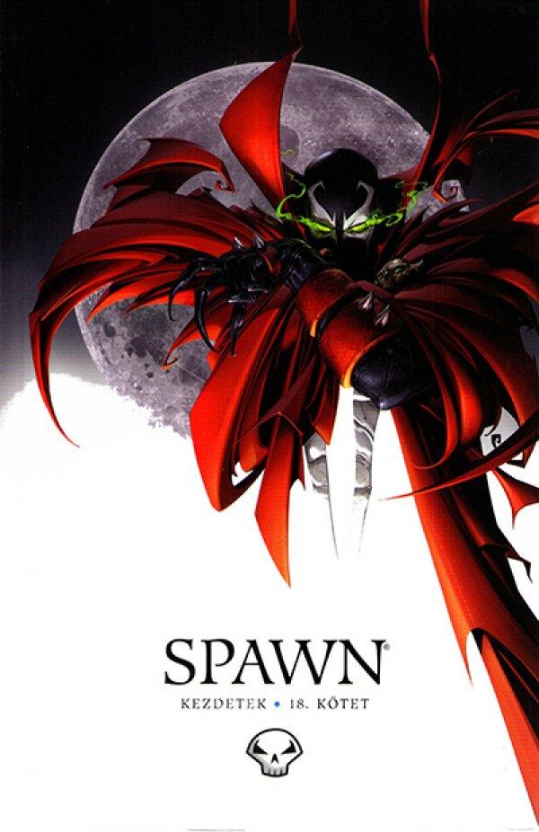 Spawn Kezdetek 18. Kötet HC