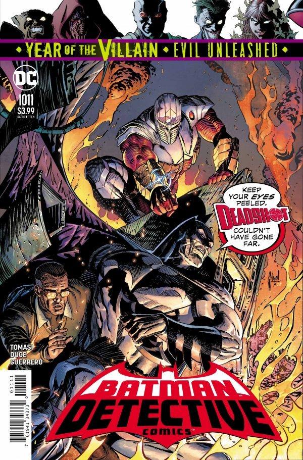 Detective Comics #1011