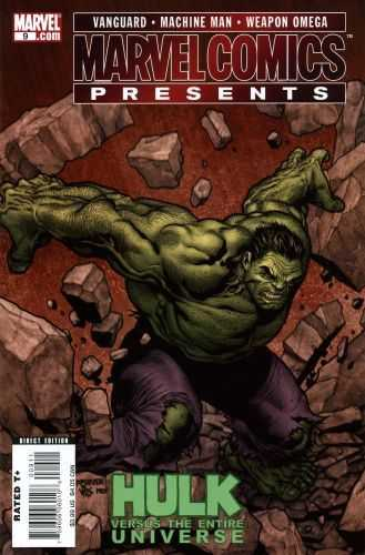 Marvel Comics Presents #9