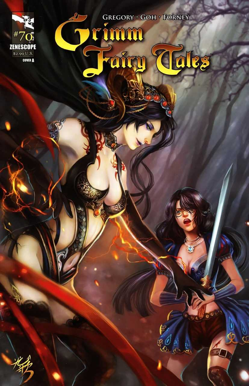 Grimm Fairy Tales #70