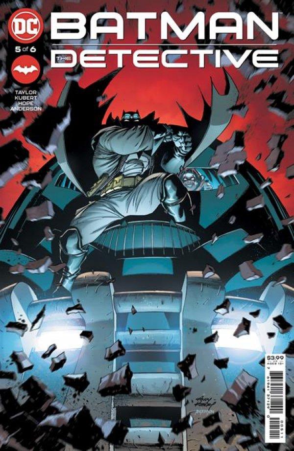 Batman: The Detective #5