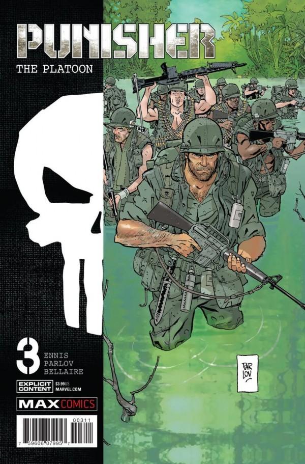 Punisher: The Platoon #3