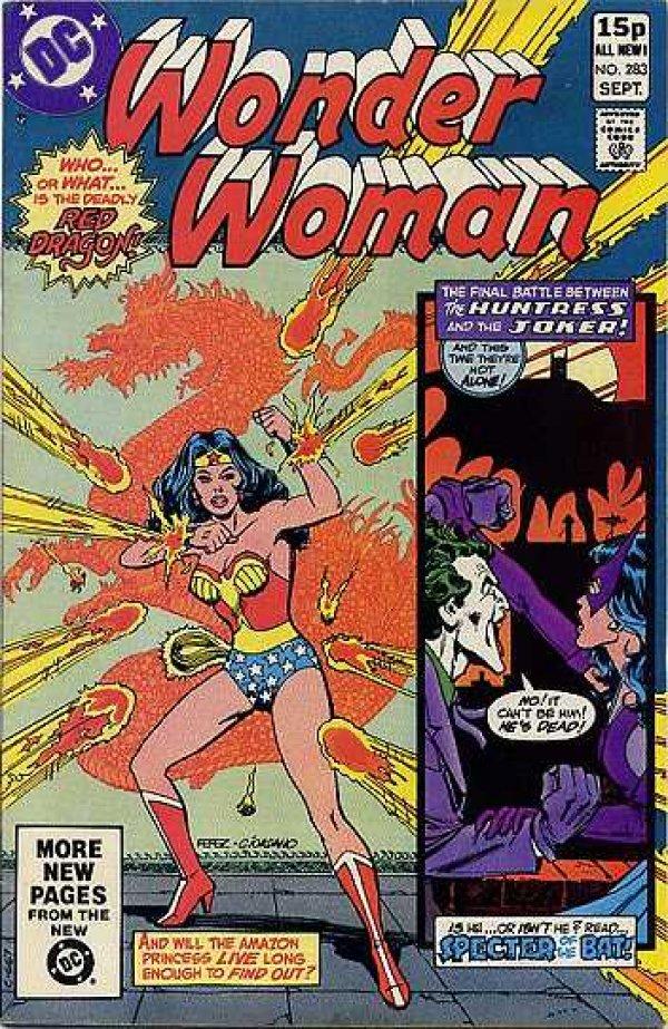 Wonder Woman #283