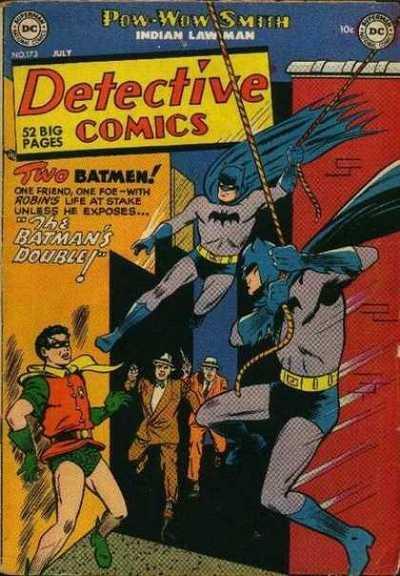 Detective Comics #173