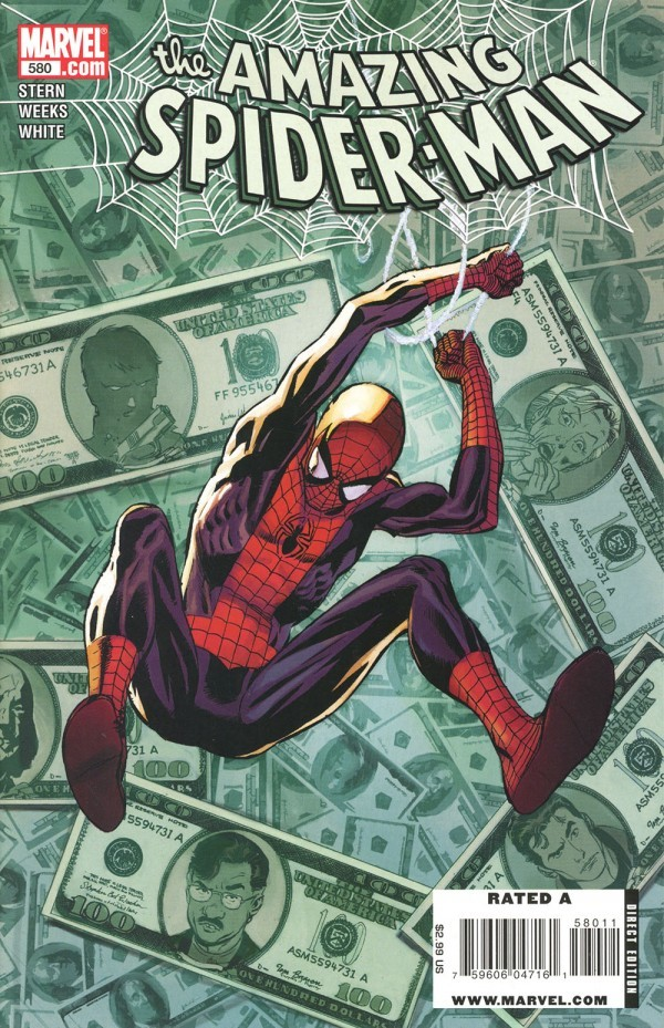 The Amazing Spider-Man #580