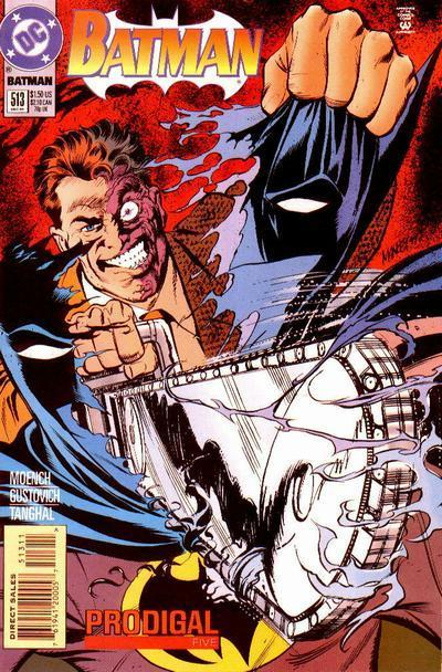Batman #513