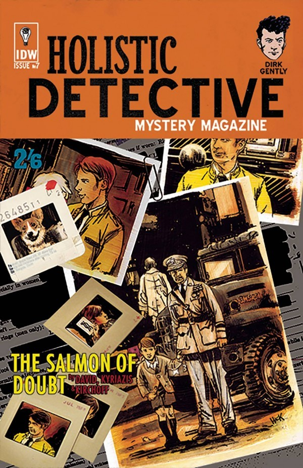 Dirk Gently: The Salmon of Doubt #7