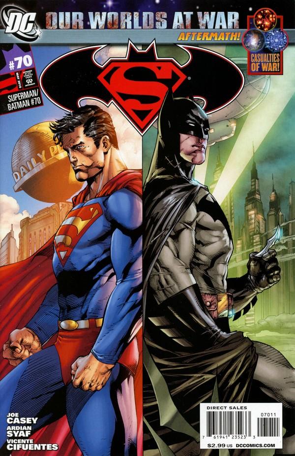 Superman / Batman #70