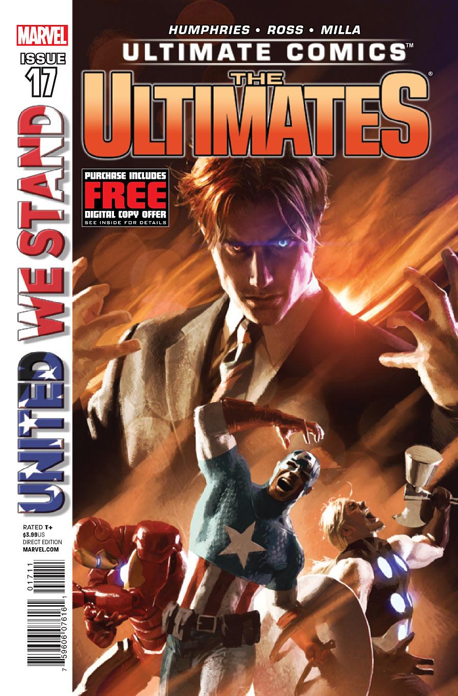 Ultimate Comics: The Ultimates #17