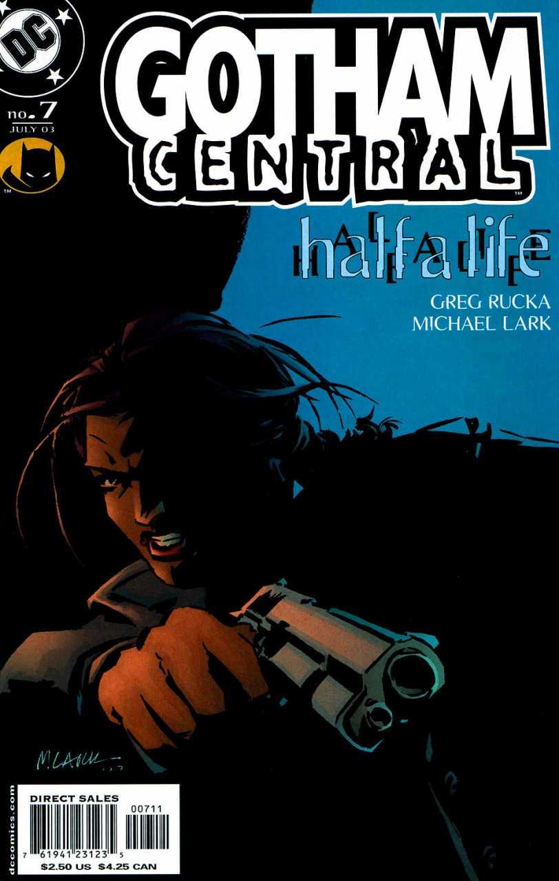 Gotham Central #7