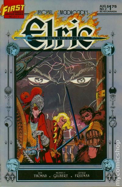 Elric: Sailor on the Seas of Fate #2