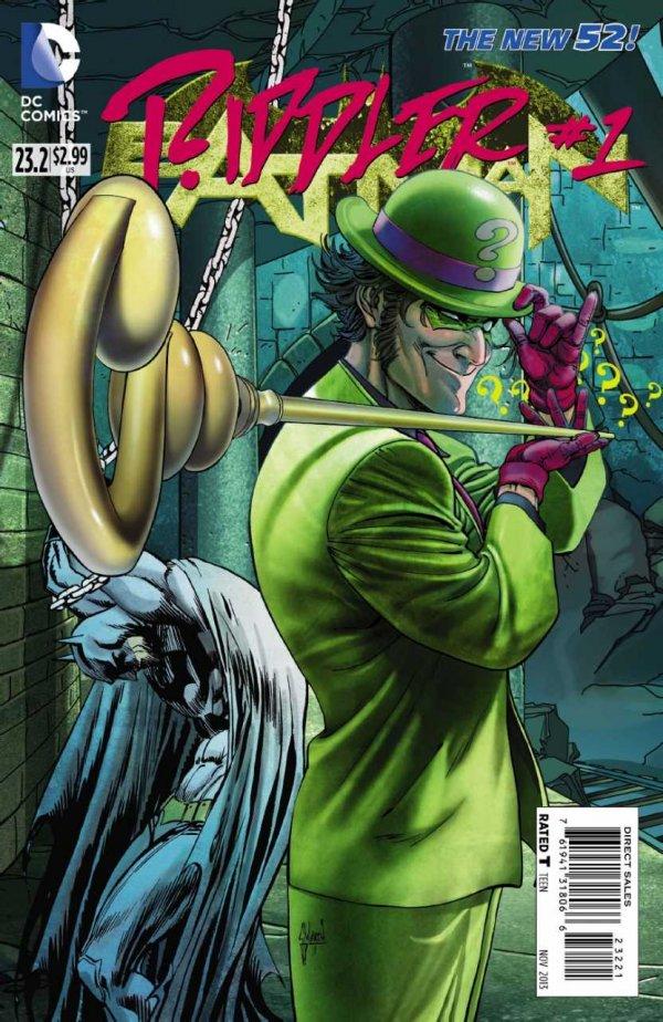 Batman #23.2 Riddler