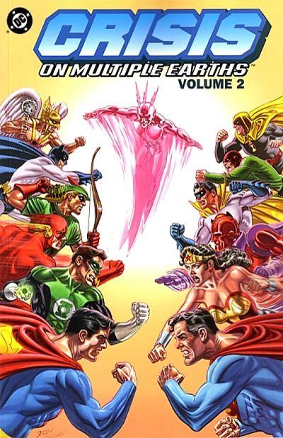 Crisis on Multiple Earths Vol. 2 TP