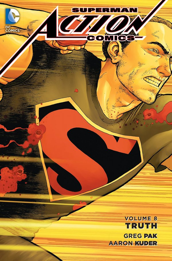 Action Comics Vol. 8: Truth HC