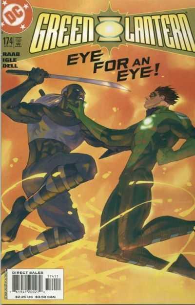 Green Lantern #174