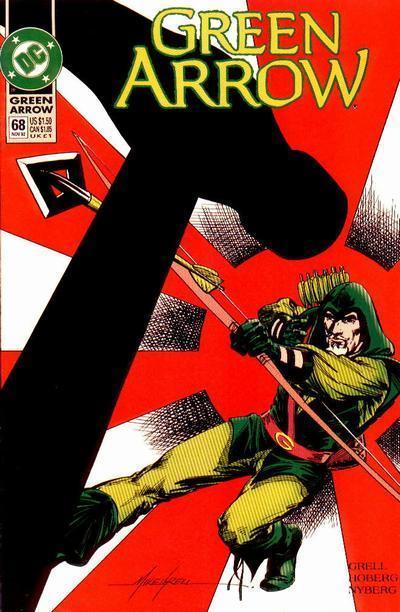 Green Arrow #68