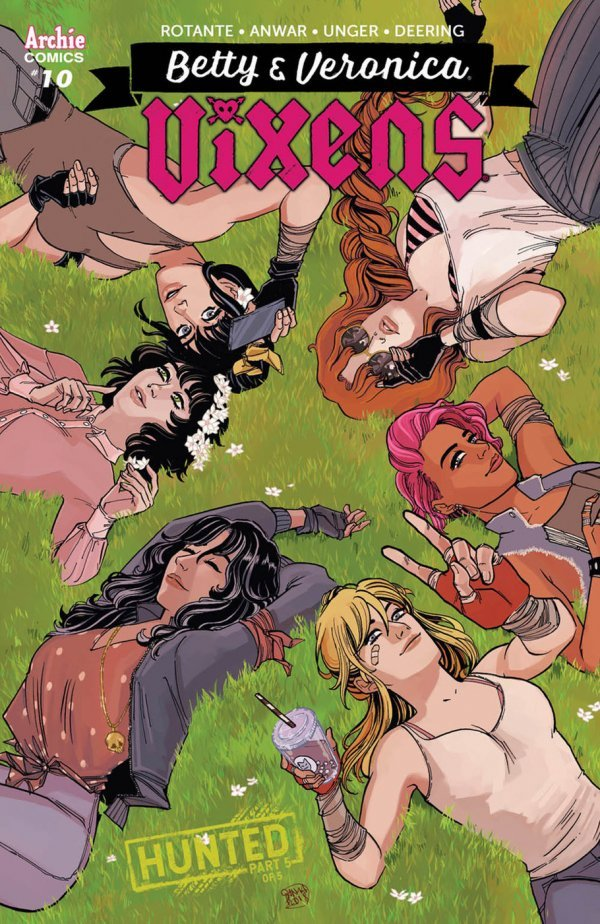 Betty & Veronica: Vixens #10
