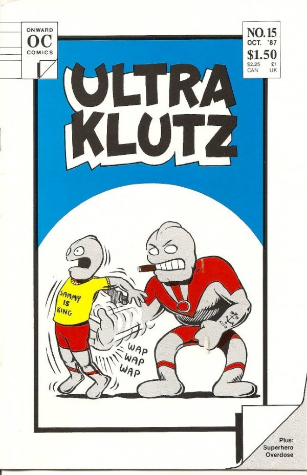 Ultra Klutz #15