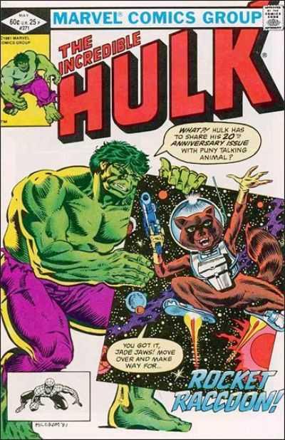 The Incredible Hulk #271