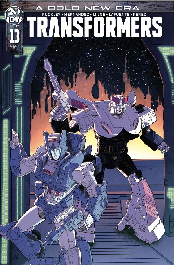 The Transformers #13