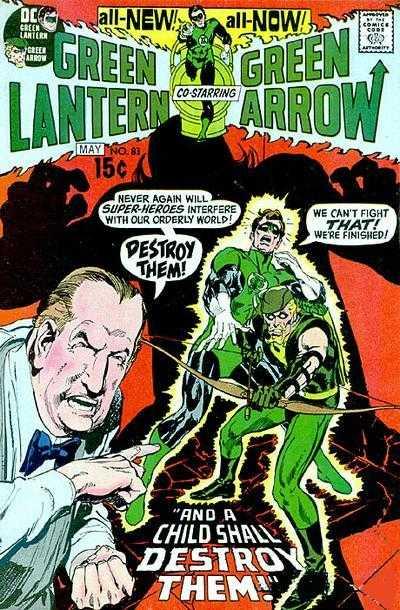 Green Lantern #83