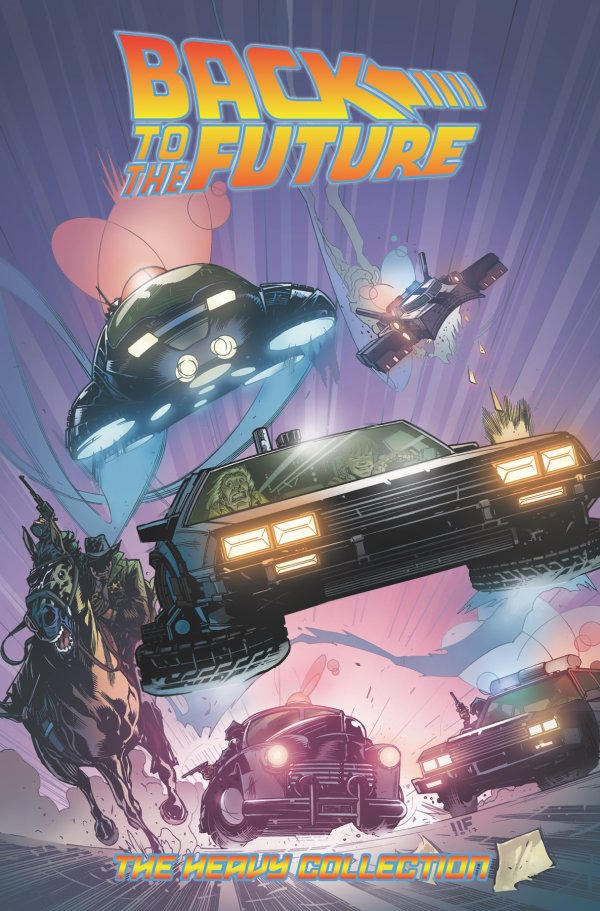 Back To The Future: The Heavy Collection Vol. 2 TP