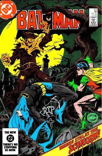 Batman #373