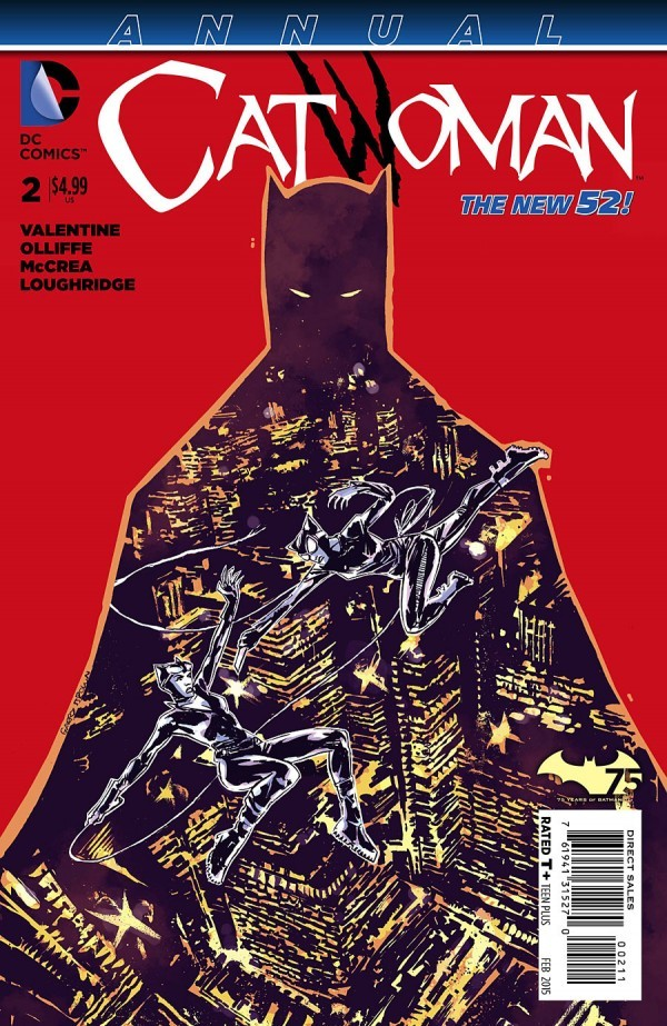 Catwoman Annual #2