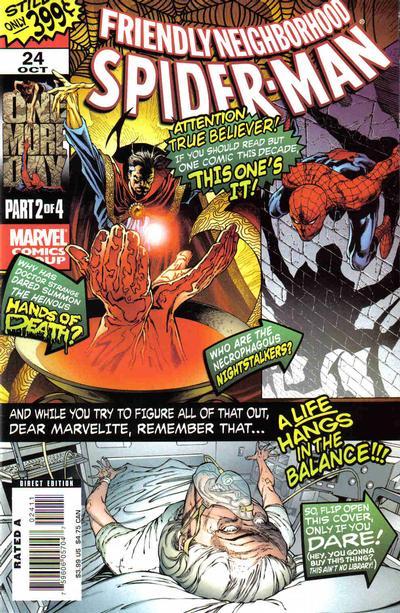 Friendly Neighborhood Spider-Man #24