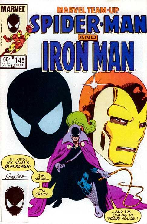 Marvel Team-Up #145