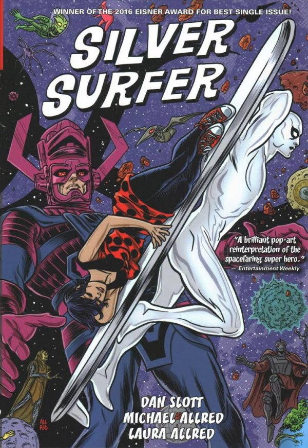 Silver Surfer By Slott & Allred Omnibus HC
