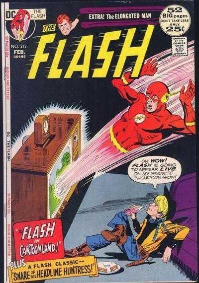 The Flash #212