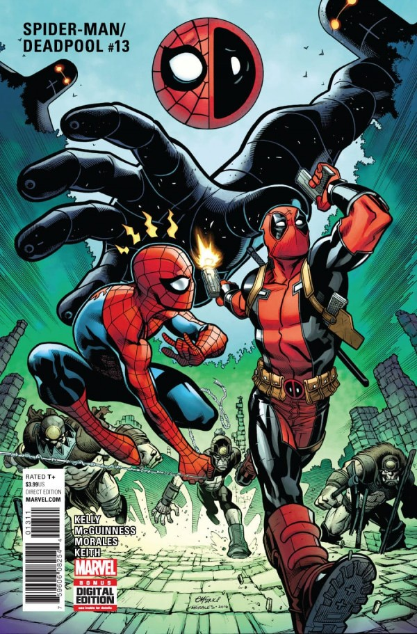 Spider-Man / Deadpool #13