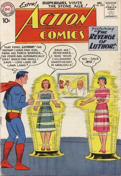 Action Comics #259
