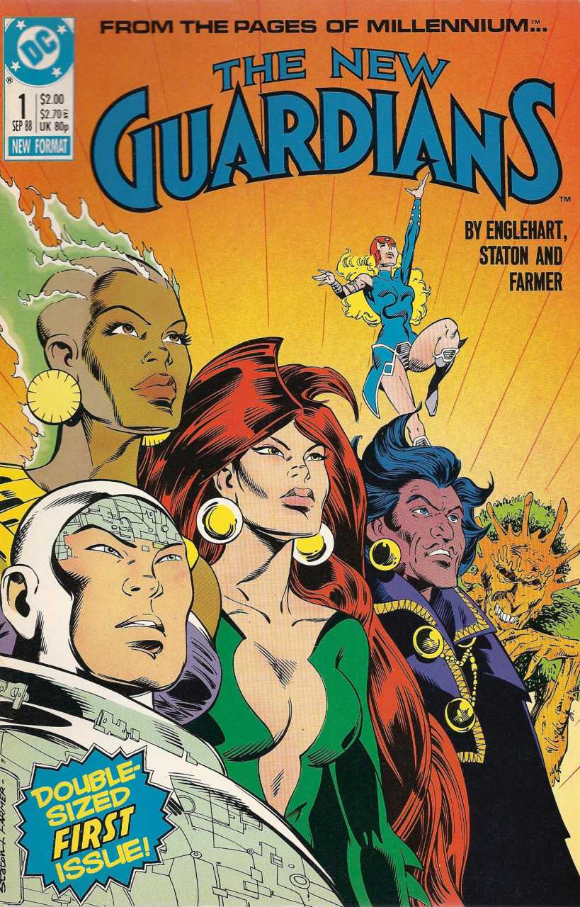 The New Guardians #1