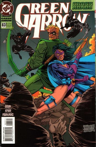 Green Arrow #83