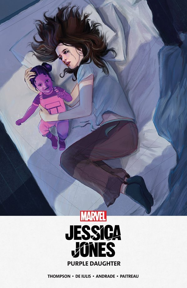 JESSICA JONES MPGN TP PURPLE DAUGHTER