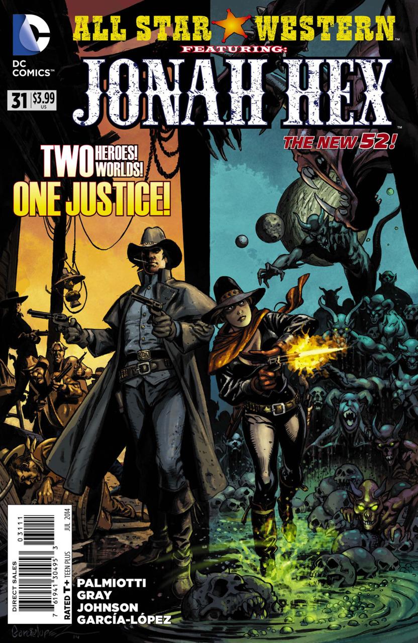 All-Star Western #31