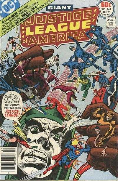 Justice League of America #144