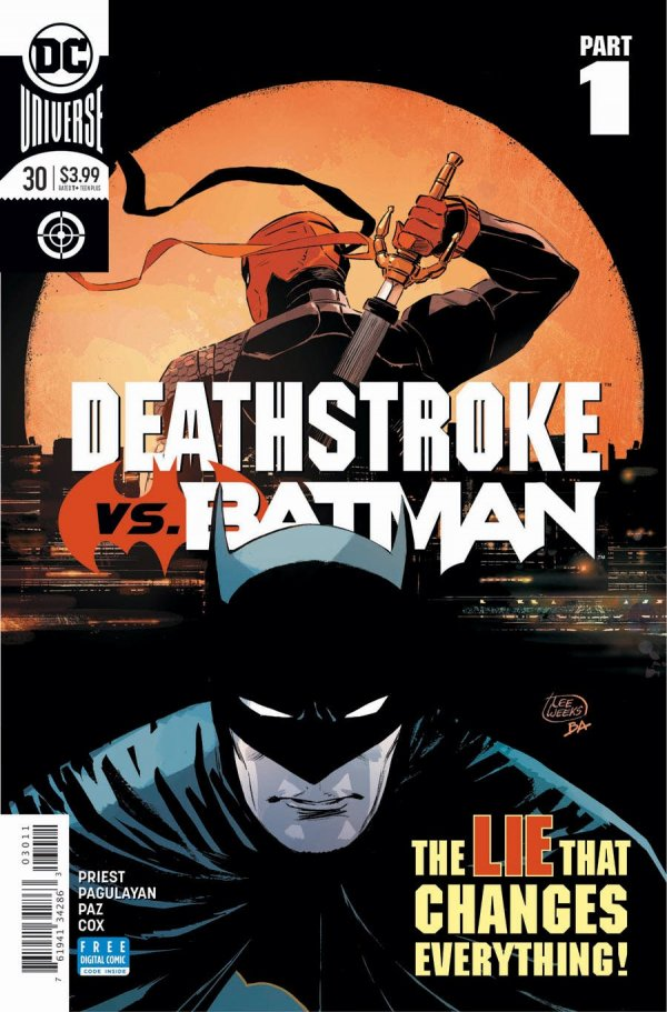 Deathstroke #30