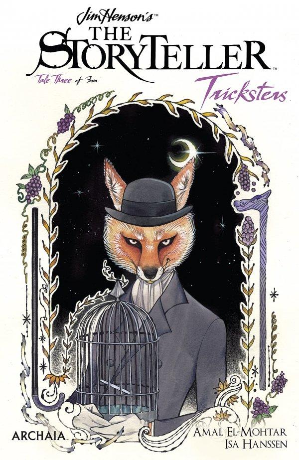 Jim Henson's Storyteller: Tricksters #3