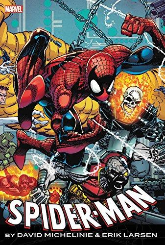 The Amazing Spider-Man by David Michelinie and Erik Larsen Omnibus HC